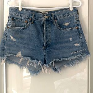 Agolde Parker shorts Swapmeet